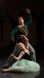 występów baletniczy ludzie dwa zdjęcie stock