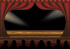występu theatre Fotografia Stock