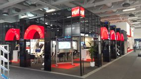 Wystawa handlowa, Innotrans w Berlin, Niemcy Obraz Stock