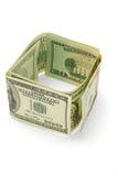 wystawia rachunek dolara my Zdjęcie Royalty Free