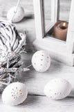 Wystrój rzeźbiący jajka Zdjęcie Stock