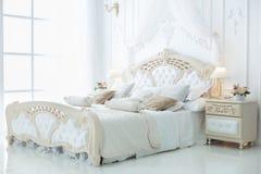 Wystrój w sypialni Zdjęcie Royalty Free