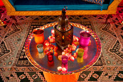 wystroju hindusa ślub Fotografia Stock