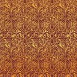 Wystroju ornamentu gradientowa wektorowa dekoracja Obraz Royalty Free