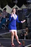 Wystrzału piosenkarz Katy Perry Zdjęcie Stock