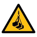 Wystrzega się koszt stały Wektorowa ilustracja EPS, Obciążeniowy symbol Odizolowywa Na Białym tle 10 ilustracja wektor