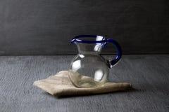 Wystrzelony szklany miotacz zdjęcia royalty free