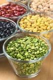 Wysuszeni Legumes Fotografia Royalty Free