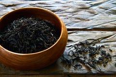 Wysuszona herbata z mennicą Zdjęcie Royalty Free