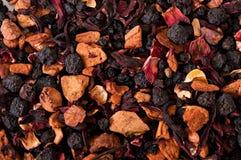 Wysuszone owoc i jagody Fotografia Stock