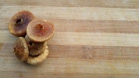 Wysuszony figi rozsypisko zdjęcia stock
