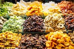 Wysuszony - owoc Fotografia Stock