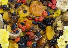 Wysuszony - owocowy i leczący obrazy royalty free