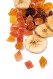 wysuszony - owocowy tropikalny Obraz Stock