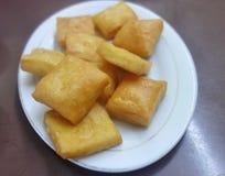 Wysuszony tofu obrazy stock