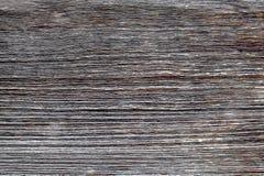 Wyszczególnia drewniany posadzkowy szorstkiego Fotografia Stock