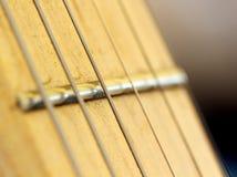 wyszczególnia gitarę elektryczną Zdjęcia Royalty Free