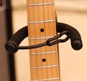 wyszczególnia gitarę elektryczną Obraz Stock