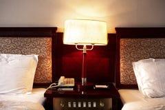 wyszczególnia pokój hotelowy Fotografia Royalty Free