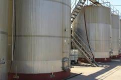 Wytwórnia win Santa Cruz Chile Zdjęcie Royalty Free