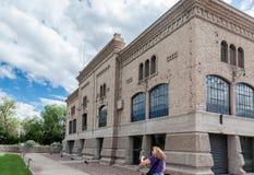 Wytwórnia win w Mendoza Argentyna Zdjęcie Stock