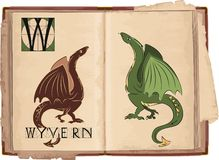 Wyvern Stock Photography