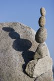 wyważone kamienie Zdjęcie Stock