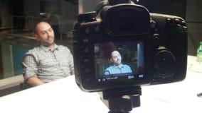 wywiad Obraz Stock