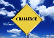 wyzwanie zdjęcie royalty free