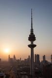 Wyzwolenia wierza w Kuwejt mieście fotografia royalty free