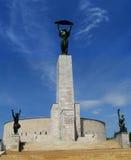 wyzwolenie statua zdjęcia royalty free