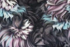 wzór abstrakcyjne kwiat Zdjęcia Stock