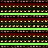 wzór afryki Zdjęcia Stock