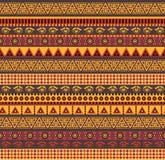 wzór afryki Obrazy Royalty Free