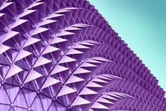 wzór architektury abstrakcyjne obrazy royalty free