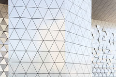 wzór architektury abstrakcyjne Obraz Royalty Free