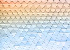 wzór architektury abstrakcyjne Obraz Stock