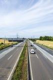 Wzór autostrada Zdjęcie Royalty Free