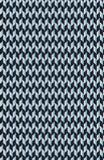 Wzór błękitni i cyan trapezoidy zdjęcie stock