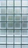Wzór bezszwowa jasna biała Szklana ściana Obraz Royalty Free