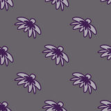 wzór bezszwowy kwiat Zdjęcia Royalty Free