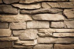 Wzór dekoracyjny łupkowy kamiennej ściany tło obraz stock