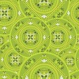 wzór etniczne Mandala ornament Obrazy Stock