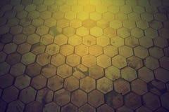 Wzór gliniany ceglany podłogowy tło Zdjęcie Royalty Free