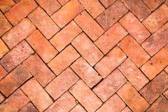 Wzór grunge pomarańcze brickwork Zdjęcie Stock