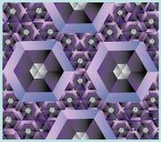 Wzór honeycomb Zdjęcie Royalty Free