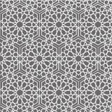 wzór islamskiego Zdjęcie Stock