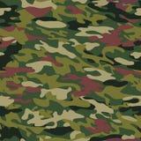 Wzór kamuflaż kolorystyki drewno dla mundurów, odziewa również zwrócić corel ilustracji wektora ilustracji