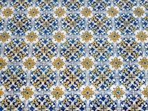 wzór kolorowa płytka Zdjęcia Stock