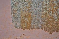 Wzór na żelazo desce Zdjęcie Royalty Free